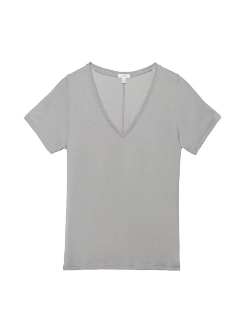 V-Neck Tee t-shirt with...