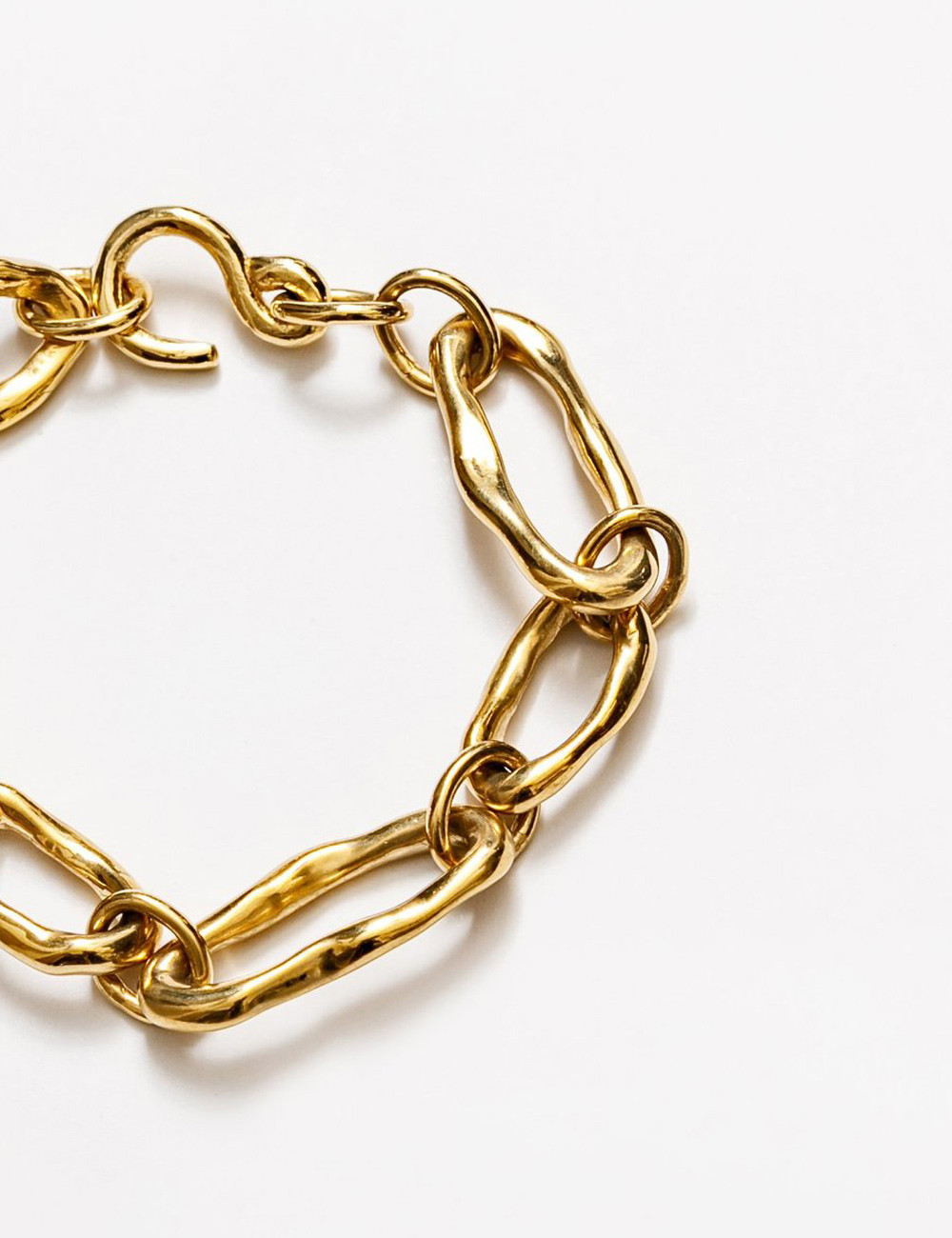 Classic Chain Link Gold...