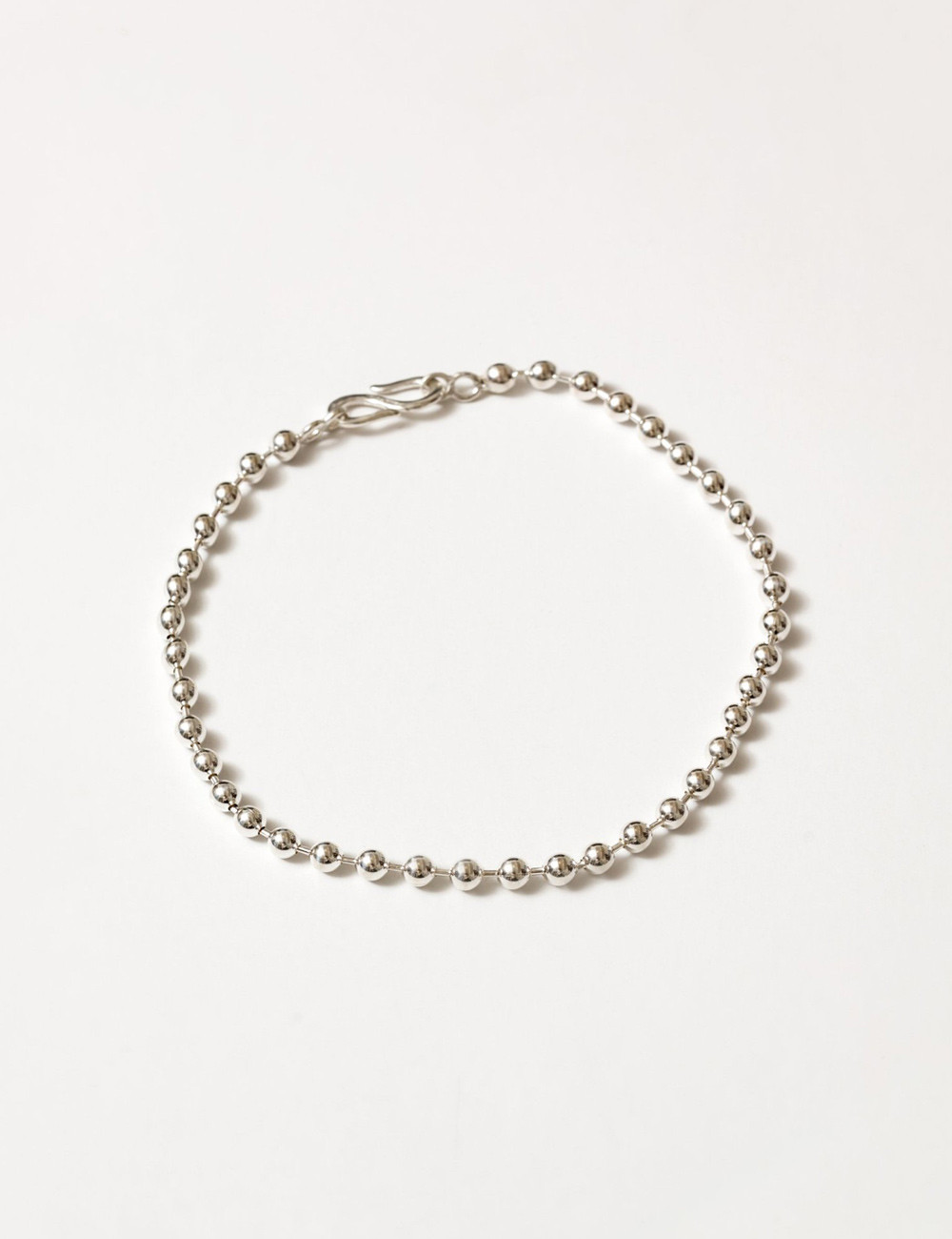 Classic Chain Link Silver...